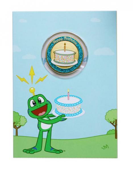 Geocaching Geschenkkarte