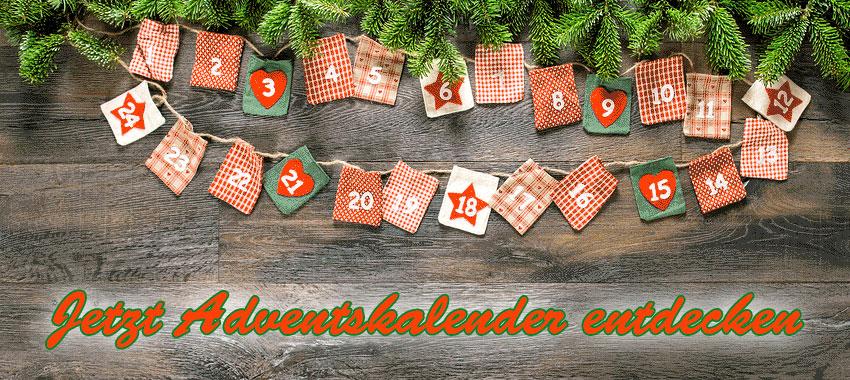 Geocaching Adeventskalender
