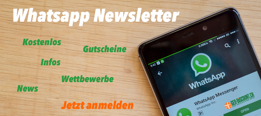 Geocaching WhatsApp News