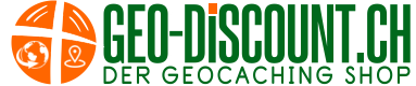 Geo-Discount.ch - Der Geocaching Shop-Logo