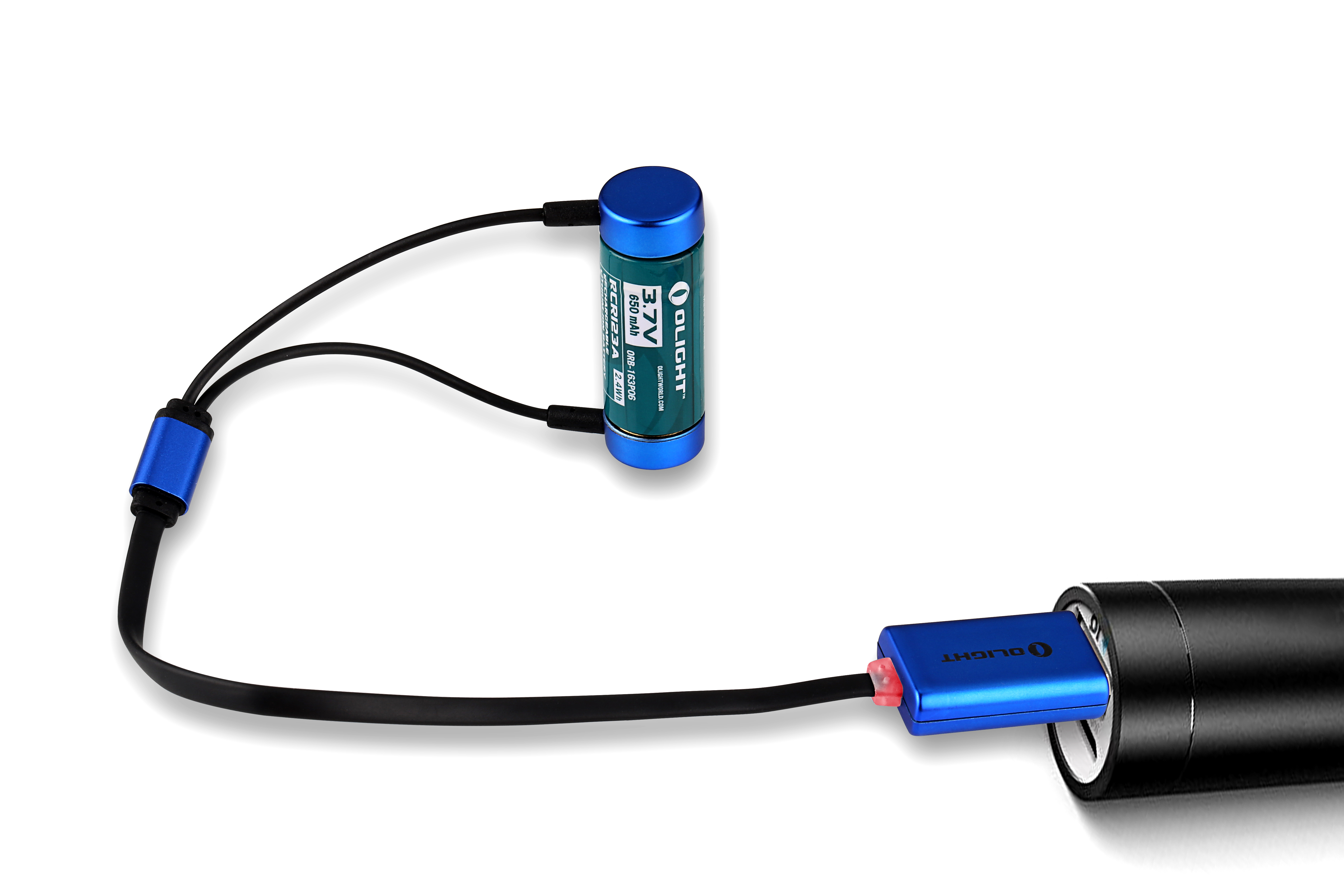OLIGHT Magnetisches MCC3 USB Ladekabel